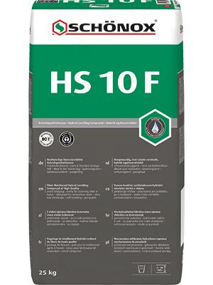 Wylewka HS 10F